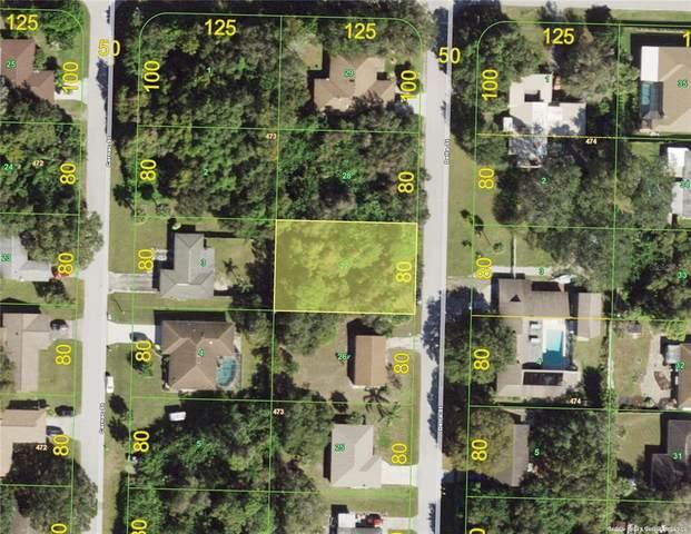 2049 Delta Street, Port Charlotte, FL 33952 (MLS #D6121285) :: Gate Arty & the Group - Keller Williams Realty Smart