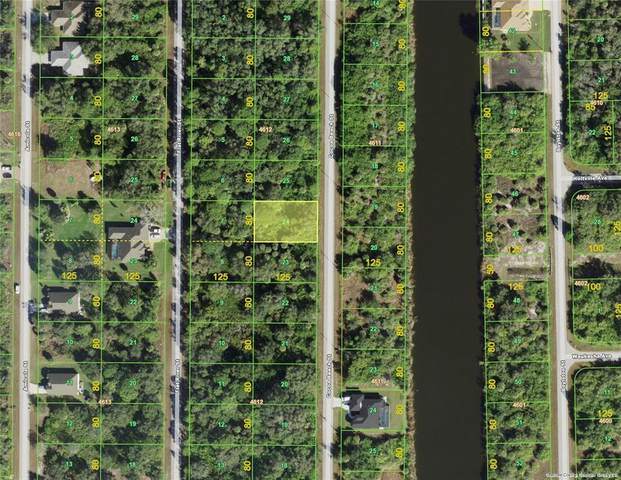 10185 Cocoa Beach Street, Port Charlotte, FL 33981 (MLS #D6121287) :: Sarasota Property Group at NextHome Excellence
