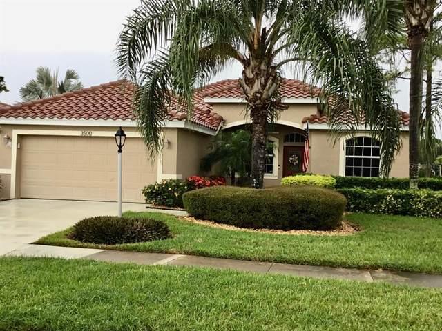 3500 Royal Palm Drive, North Port, FL 34288 (MLS #D6121313) :: Sarasota Gulf Coast Realtors