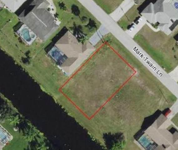 252 Mark Twain Lane, Rotonda West, FL 33947 (MLS #D6121329) :: Premium Properties Real Estate Services