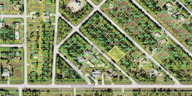 11430 10TH Avenue, Punta Gorda, FL 33955 (MLS #D6121337) :: Memory Hopkins Real Estate