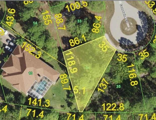 4 Coxswain Circle, Placida, FL 33946 (MLS #D6121352) :: Gate Arty & the Group - Keller Williams Realty Smart