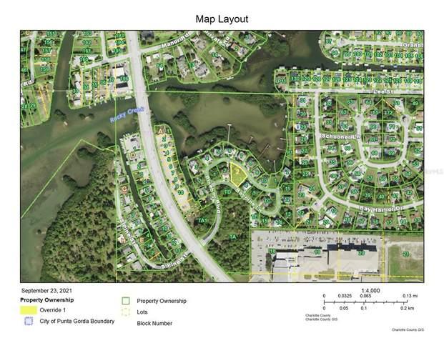 7076 Baypine Lane, Englewood, FL 34224 (MLS #D6121367) :: Keller Williams Realty Peace River Partners