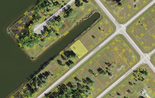 14226 Permit Court, Placida, FL 33946 (MLS #D6121382) :: Gate Arty & the Group - Keller Williams Realty Smart
