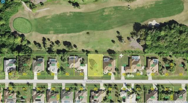 35 Long Meadow Place, Rotonda West, FL 33947 (MLS #D6121391) :: GO Realty