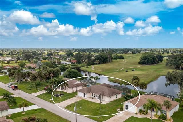 228 Bunker Road, Rotonda West, FL 33947 (MLS #D6121392) :: The Hesse Team