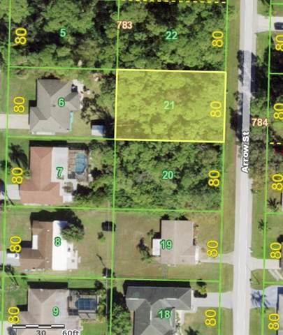 1333 Arrow Street, Port Charlotte, FL 33952 (MLS #D6121396) :: Globalwide Realty