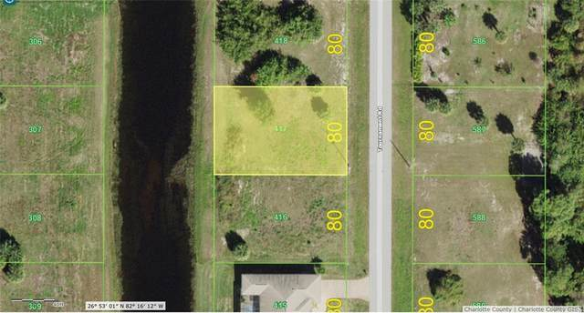159 Tournament Road, Rotonda West, FL 33947 (MLS #D6121402) :: Globalwide Realty