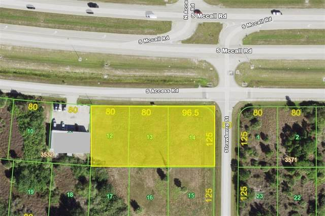 3733 S Access Road, Englewood, FL 34224 (MLS #D6121405) :: Gate Arty & the Group - Keller Williams Realty Smart