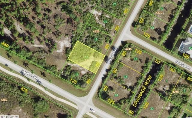 8397 Agate Street, Port Charlotte, FL 33981 (MLS #D6121406) :: Dalton Wade Real Estate Group