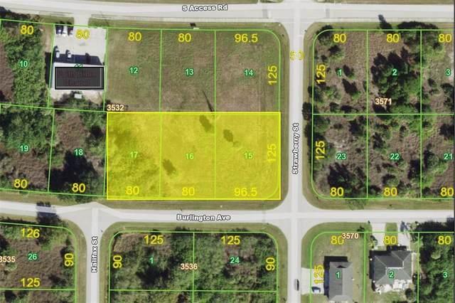 10148 Burlington Avenue, Englewood, FL 34224 (MLS #D6121408) :: Gate Arty & the Group - Keller Williams Realty Smart