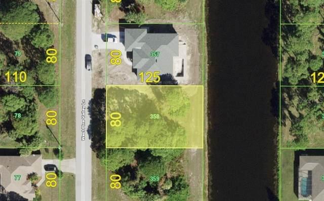 286 W Pine Valley Lane, Rotonda West, FL 33947 (MLS #D6121409) :: Globalwide Realty