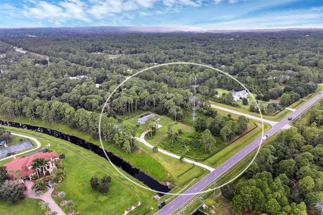 1891 Tropicaire Boulevard, North Port, FL 34286 (MLS #D6121425) :: Premium Properties Real Estate Services