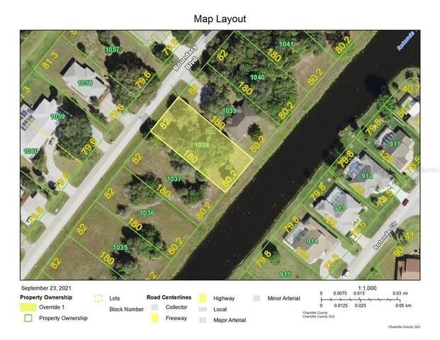 338 Boundary Boulevard, Rotonda West, FL 33947 (MLS #D6121430) :: Everlane Realty