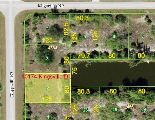 10174 Kingsville Drive, Port Charlotte, FL 33981 (MLS #D6121432) :: EXIT Gulf Coast Realty