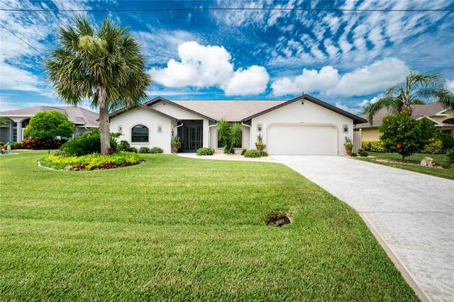 11 Clubhouse Road, Rotonda West, FL 33947 (MLS #D6121435) :: The Paxton Group