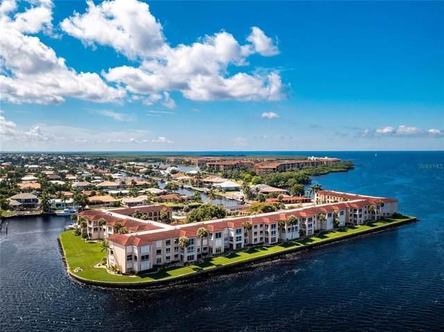1 Colony Point Drive 12B, Punta Gorda, FL 33950 (MLS #D6121441) :: Century 21 Professional Group