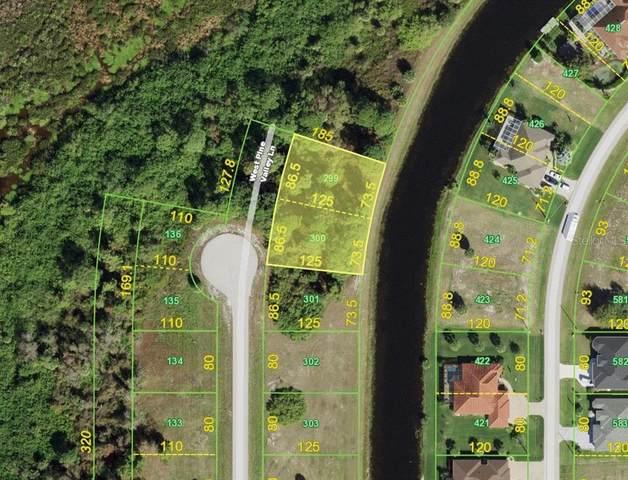 168 W Pine Valley Lane, Rotonda West, FL 33947 (MLS #D6121443) :: Your Florida House Team