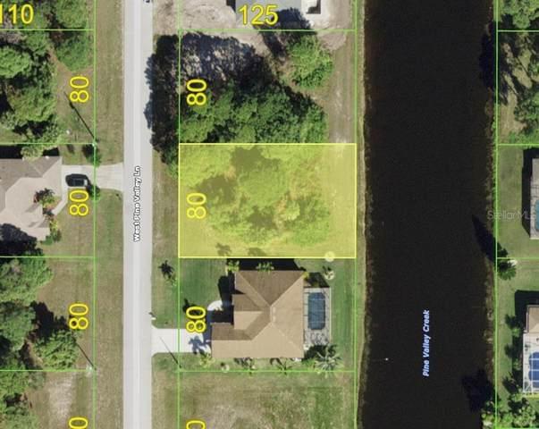 288 W Pine Valley Lane, Rotonda West, FL 33947 (MLS #D6121444) :: Globalwide Realty