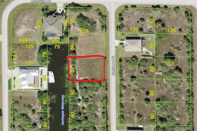 10453 Harlingen Street, Port Charlotte, FL 33981 (MLS #D6121455) :: EXIT Gulf Coast Realty