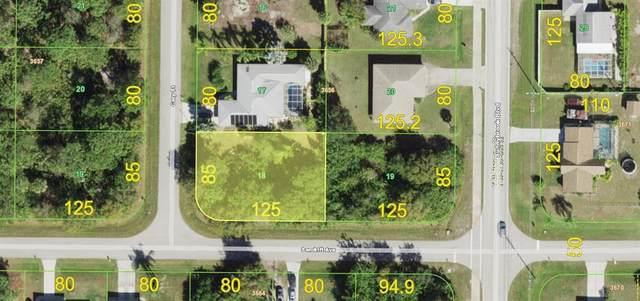 10510 Sandrift Avenue, Englewood, FL 34224 (MLS #D6121459) :: GO Realty