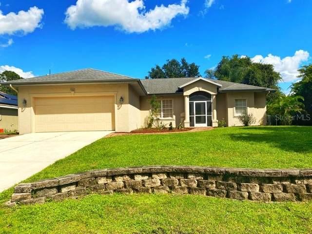 2662 Bay City Terrace, North Port, FL 34286 (MLS #D6121500) :: Dalton Wade Real Estate Group