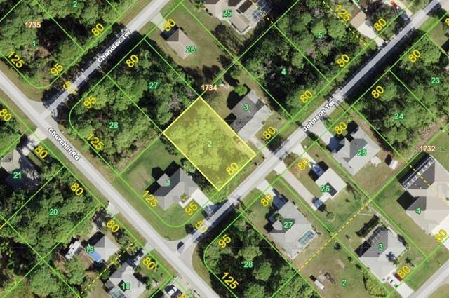 5321 Johnson Terrace, Port Charlotte, FL 33981 (MLS #D6121508) :: The Nathan Bangs Group