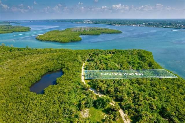 6030 Palm Point Way, Placida, FL 33946 (MLS #D6121509) :: The BRC Group, LLC