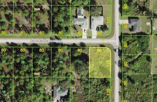 12193 Snow Bird Avenue, Port Charlotte, FL 33981 (MLS #D6121534) :: Kelli Eggen at RE/MAX Tropical Sands