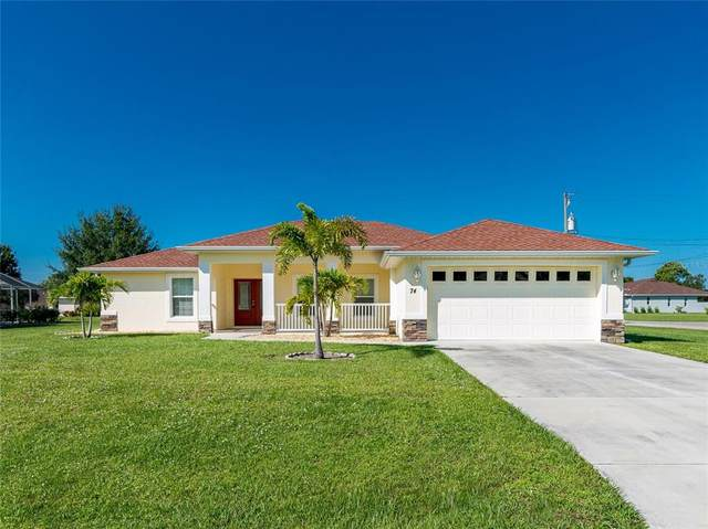 74 Clubhouse Road, Rotonda West, FL 33947 (MLS #D6121555) :: The Hustle and Heart Group