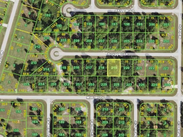13 Scupper Lane, Placida, FL 33946 (MLS #D6121561) :: Delgado Home Team at Keller Williams