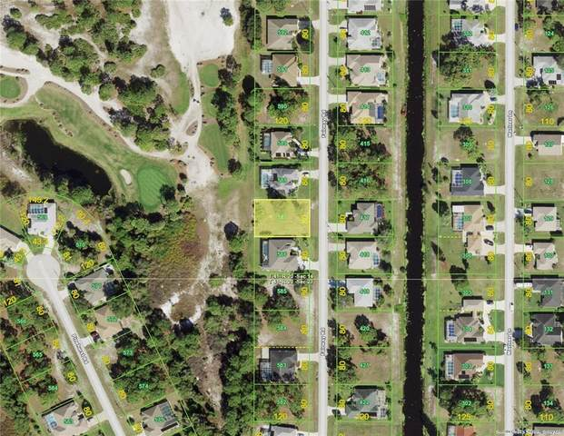 160 Fairway Road, Rotonda West, FL 33947 (MLS #D6121572) :: The Hustle and Heart Group