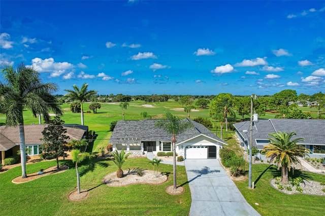 16 Bunker Way, Rotonda West, FL 33947 (MLS #D6121574) :: Everlane Realty