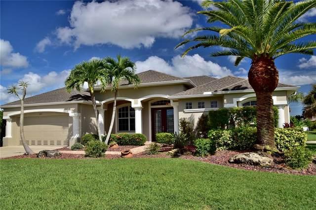 223 Rotonda Boulevard E, Rotonda West, FL 33947 (MLS #D6121585) :: Stiver Firth International