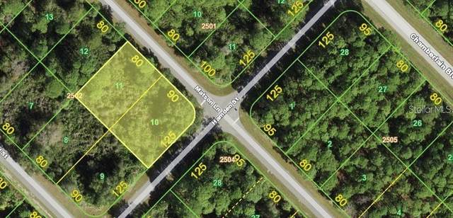 381 Matson Lane, Port Charlotte, FL 33953 (MLS #D6121594) :: Delgado Home Team at Keller Williams