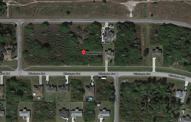 12500 Willmington Boulevard, Port Charlotte, FL 33981 (MLS #D6121606) :: The BRC Group, LLC