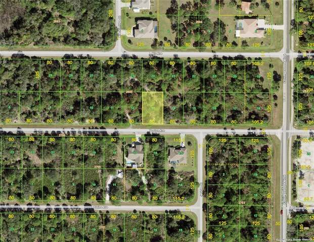 17488 Poston Avenue, Port Charlotte, FL 33948 (MLS #D6121628) :: Delgado Home Team at Keller Williams