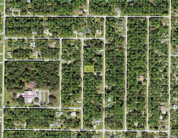 346 Magenta Street, Port Charlotte, FL 33954 (MLS #D6121647) :: McConnell and Associates