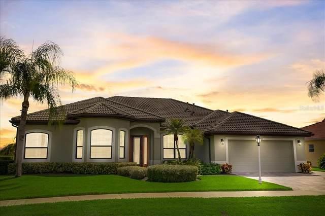 1736 Palmetto Palm Way, North Port, FL 34288 (MLS #D6121662) :: Lockhart & Walseth Team, Realtors