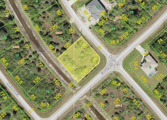 8115 Bosco Road, Port Charlotte, FL 33981 (MLS #D6121668) :: Delgado Home Team at Keller Williams