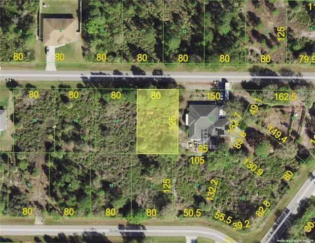 22153 Scarsdale Avenue, Port Charlotte, FL 33954 (MLS #D6121677) :: Delgado Home Team at Keller Williams
