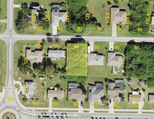 991 Webster Avenue NW, Port Charlotte, FL 33948 (MLS #D6121678) :: Orlando Homes Finder Team
