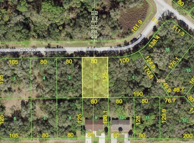 15531 Buick Avenue, Port Charlotte, FL 33953 (MLS #D6121690) :: Medway Realty