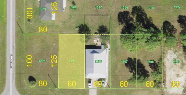 154 Sunset Road, Rotonda West, FL 33947 (MLS #D6121708) :: Delgado Home Team at Keller Williams