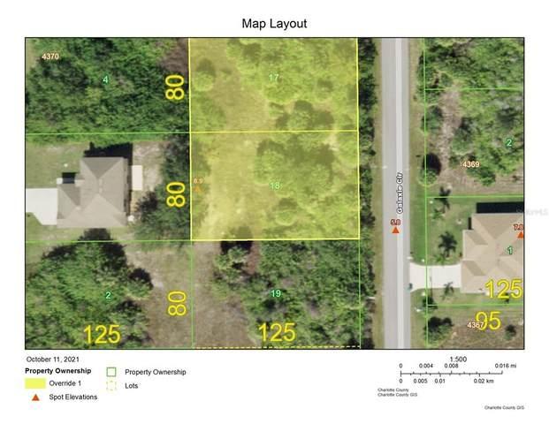 9437 & 9445 Galaxie Circle, Port Charlotte, FL 33981 (MLS #D6121730) :: Everlane Realty