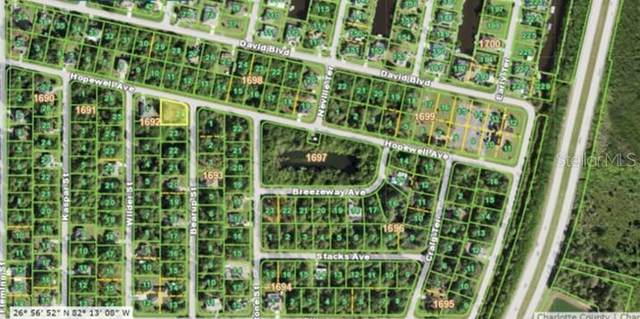 14085 Hopewell Avenue, Port Charlotte, FL 33981 (MLS #D6121737) :: Global Properties Realty & Investments