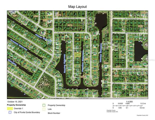 4442 Bayview Street, Port Charlotte, FL 33948 (MLS #D6121747) :: Bustamante Real Estate