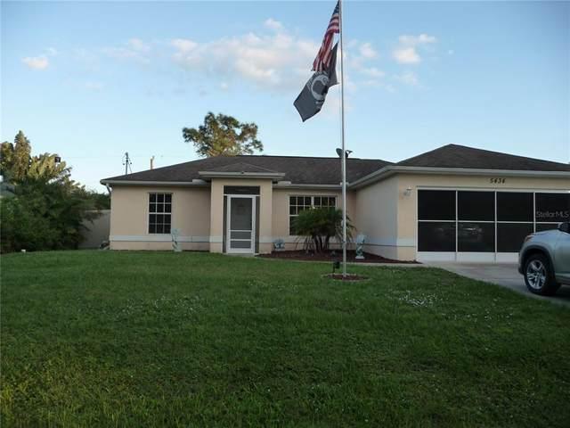 5434 Guidepost Terrace, Port Charlotte, FL 33981 (MLS #D6121756) :: Lockhart & Walseth Team, Realtors