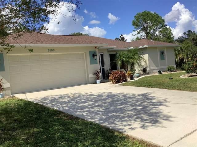 5193 De Leon Street, North Port, FL 34286 (MLS #D6121759) :: Delgado Home Team at Keller Williams