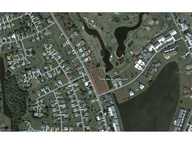 1408 Rio De Janeiro Avenue, Punta Gorda, FL 33983 (MLS #D6121764) :: Everlane Realty